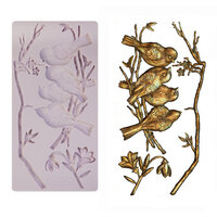Re-Design - Decor Mould - Avian Love