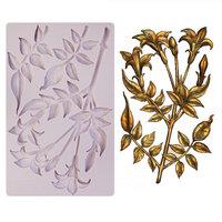 Re-Design - Decor Mould - Lily Flowers