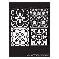 Re-Design - Stencils - Coastal Tile