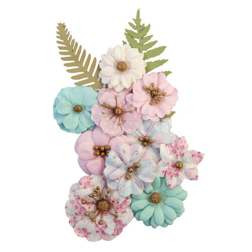 Prima - With Love Collection - Flower Embellishments - Sweet Lullaby