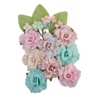 Prima - With Love Collection - Flower Embellishments - All Heart