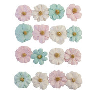Prima - With Love Collection - Flower Embellishments - Little Kisses