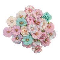 Prima - With Love Collection - Flower Embellishments - Friends Forever