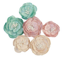 Prima - With Love Collection - Flower Embellishments - With Love