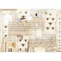 Re-Design - Decor Rice Paper - Mysterious Notes