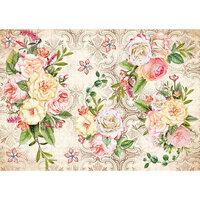 Re-Design - Decor Rice Paper - Amiable Roses