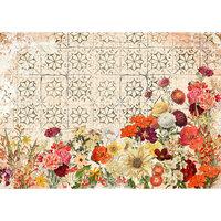 Re-Design - Decor Rice Paper - Twilight Field