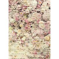 Re-Design - Decor Rice Paper - Floral and Dream