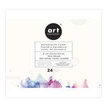 Prima - Art Philosophy - 6 x 6 Watercolor Paper Pad