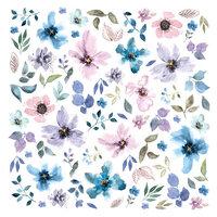 Prima - Watercolor Floral Collection - Ephemera - Set Two