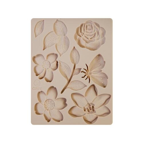 Prima - Watercolor Floral Collection - Silicone Mould