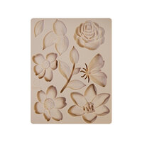 Prima - Watercolor Floral Collection - Silicone Mould