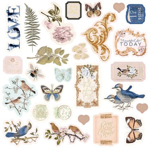 Prima - Nature Lover Collection - Ephemera - Set Two