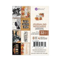 Prima - Diamond Collection - 3 x 4 Journaling Cards