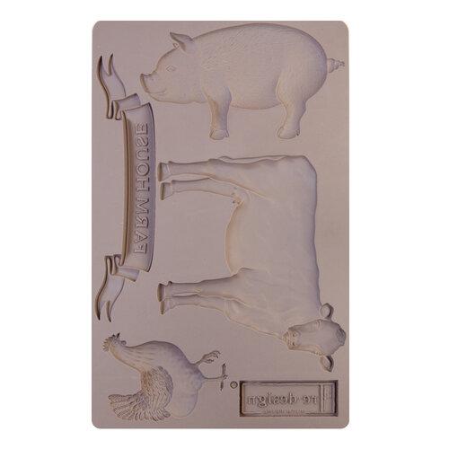 Re-Design - Decor Moulds - Farm Animals