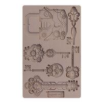 Re-Design - Decor Moulds - Mechanical Lock and Keys