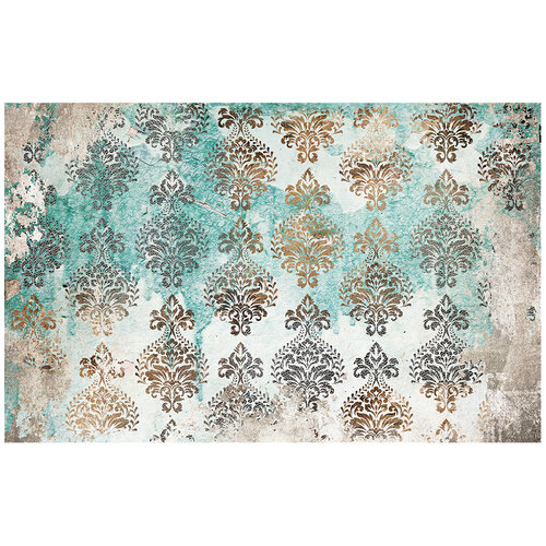 Re-Design - Decoupage Decor Tissue Paper - Patina Flourish