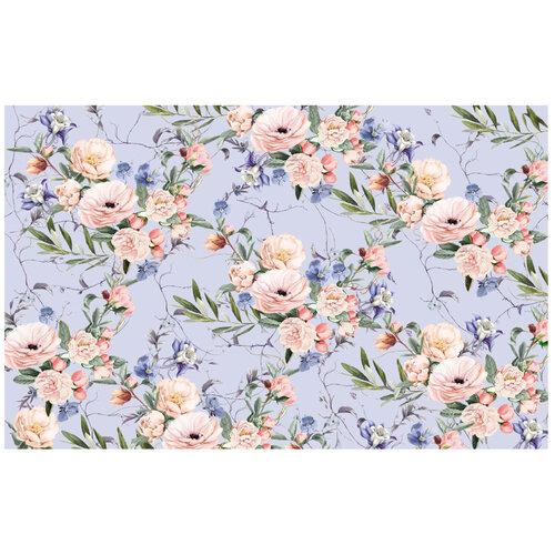 Re-Design - Decoupage Decor Tissue Paper - Lavender Fleur