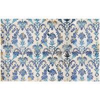 Re-Design - Decoupage Decor Tissue Paper - Cobalt Flourish