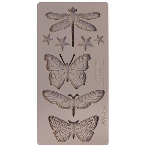 Re-Design - Decor Mould - CeCe Insecta and Stars