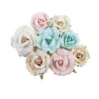 Prima - Magic Love Collection - Flower Embellishments - Stardust