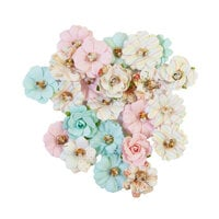 Prima - Magic Love Collection - Flower Embellishments - Pixies