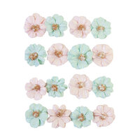 Prima - Magic Love Collection - Flower Embellishments - Lovely Heart