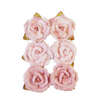 Prima - My Sweet Collection - Flower Embellishments - Stitched