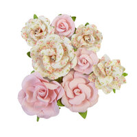 Prima - My Sweet Collection - Flower Embellishments - Friends Always