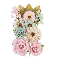 Prima - My Sweet Collection - Flower Embellishments - Forever Us
