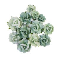 Prima - My Sweet Collection - Flower Embellishments - Emerald Beauty