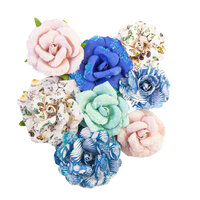 Prima - Nature Lover Collection - Flower Embellishments - Bird Waltz