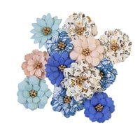 Prima - Nature Lover Collection - Flower Embellishments - Fresh Meadows