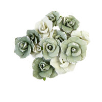 Prima - Diamond Collection - Flower Embellishments - Courage