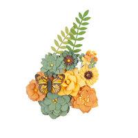 Prima - Diamond Collection - Flower Embellishments - Strength