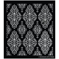 Re-Design - Stencils - Diamond Flourish