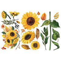 Re-Design - Decor Transfers - Sunflower Afternoon
