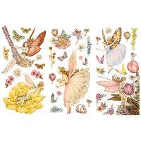 Re-Design - Decor Transfers - Fairy Flowers