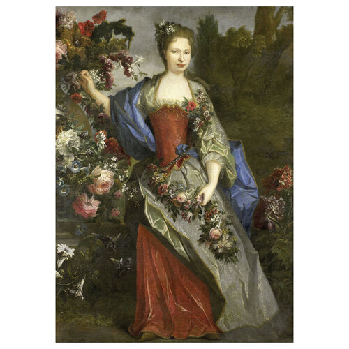 Re-Design - Mulberry Tissue - Royal Garden