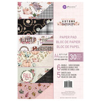 Prima - Hello Pink Autumn Collection - A4 Paper Pad