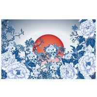 Re-Design - Decoupage Decor Tissue Paper - CeCe Skull Chinoiserie