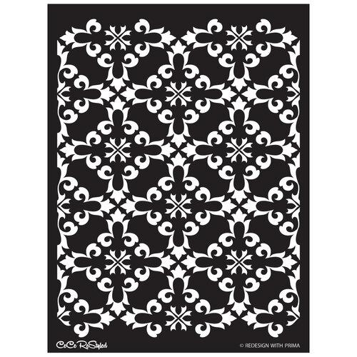 Re-Design - Stencils - CeCe Gothic Trellis