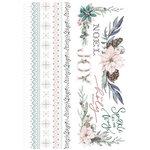 Re-Design - Christmas - Decor Transfers - Sparkle and Joy