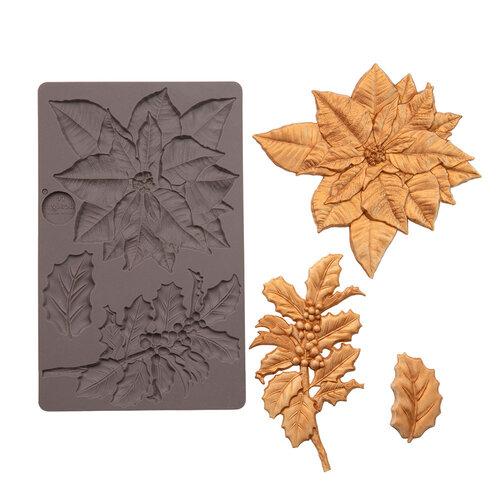 Re-Design - Decor Mould - Perfect Poinsettia
