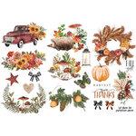 Re-Design - Decor Transfers - Autumn Essentials