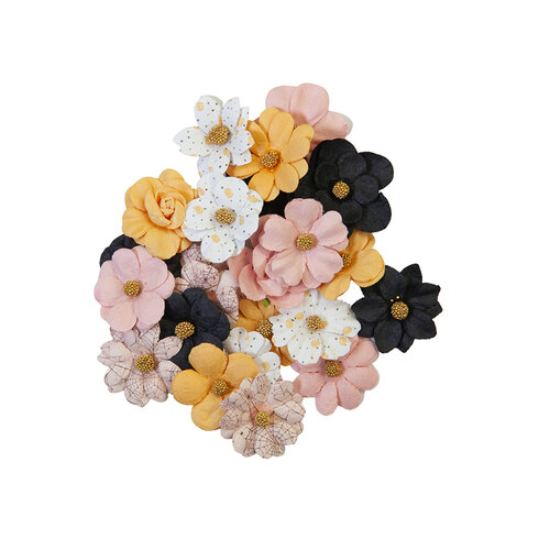 Prima - Thirty-One Collection - Flower Embellishments - All The Treats