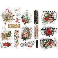 Re-Design - Christmas - Decor Transfers - Xmas Tag