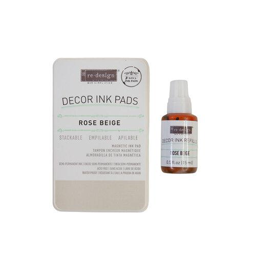 Re-Design - Decor Ink Pad - Rose Beige