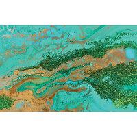 Re-Design - Decoupage Decor Tissue Paper - Patina Copper