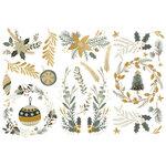 Re-Design - Christmas - Decor Transfers - Holiday Spirit